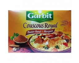 Couscous Royal Garbit