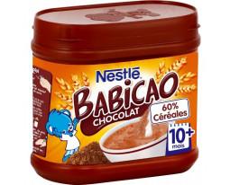 Céréales Chocolat Dès 10 Mois Babicao Nestlé