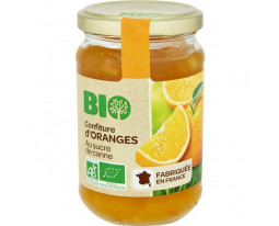 Confiture d'Oranges au Sucre de Canne Bio Grand Jury