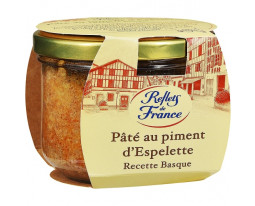 Pâté Basque au Piment d'Espelette Reflets de France