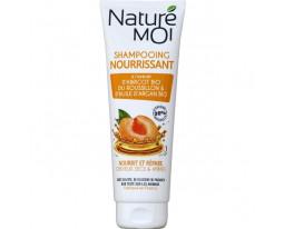 Shampoing Nourrissant Abricot et Huile d'Argan Bio Naturé Moi