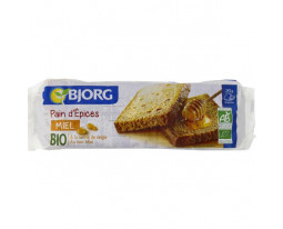 Pain d'Epices Bio Bjorg