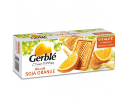 Biscuits Soja Orange Pocket Gerblé