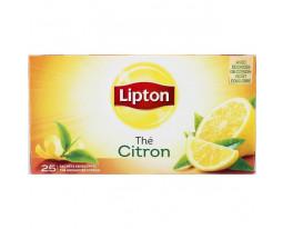 Thé Citron Lipton