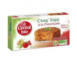 Steak de Soja à la Provencale Bio Céréal Bio
