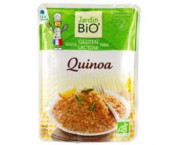 Quinoa Bio Sans Gluten Jardin Bio