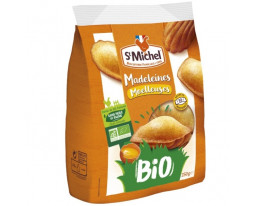 Madeleines aux Oeufs Plein Air Pocket Bio Saint Michel