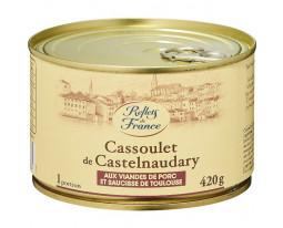 Cassoulet Castelnaudary Jarret Saucisses Reflets de France
