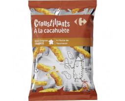 Soufflés Goût Cacahuètes Carrefour