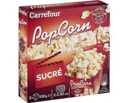 PopCorn Sucré Carrefour