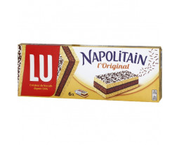 Gâteau Chocolat Mini Napolitain l'Original Lu