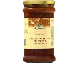 Poulet Basquaise au Piment d'Espelette Reflets de France
