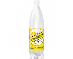 Soda Indian Tonic Zéro Sucre Schweppes