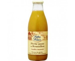 Nectar de Pêche Jaune du Roussillon Reflets de France