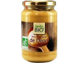 Moutarde Forte de Dijon Bio Jardin Bio