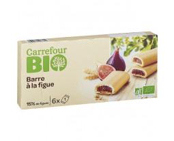 Biscuits Fourrés à la Figue Pocket Bio Carrefour