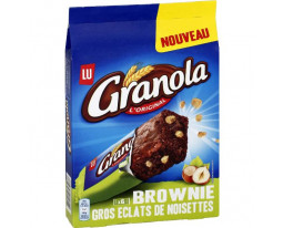 Brownies Gros Eclats de Noisettes Pocket Granola