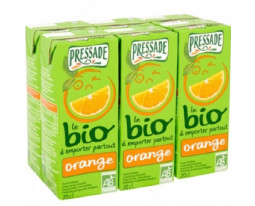 Nectar d'Orange Bio Pressade