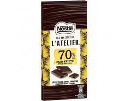 Chocolat Noir Fruité L'Atelier 70% Nestlé