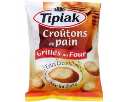 Croûtons de Pains Grillés au Four Tipiak