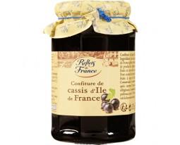 Confiture de Cassis d'Ile de France Reflets de France