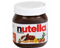 Pâte à Tartiner Chocolat Noisettes Nutella Made in France