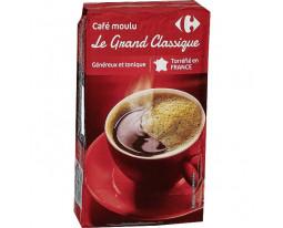 Café Moulu Grand Classique Carrefour