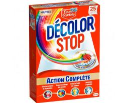 Lingettes Décolor Stop Eau Ecarlate