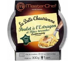 Poulet à l'Estragon et Pâtes Torsades La Belle Chaurienne