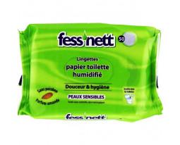 Papier Toilette Lingette Humidifiée Fess Nett