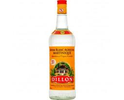 Rhum Blanc Agricole 55% vol. Dillon