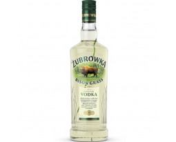 Vodka Bison Grass Zubrowka 37.5% vol.