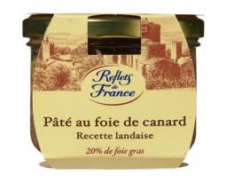 Pâté Supérieur au Foie Gras de Canard Recette Landaise Reflets de France