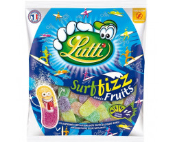 Bonbons SurfFizz Fruits Lutti
