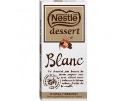 Chocolat Blanc Pâtissier Dessert Nestlé