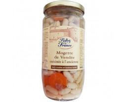 Lingots Mogettes Cuisinées à l'Ancienne Reflets de France