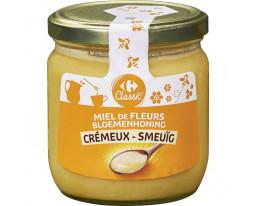 Miel de Fleurs Crèmeux Carrefour