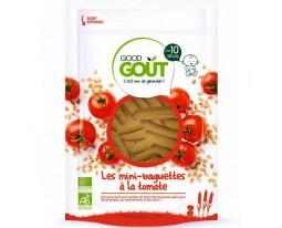 Mini Baguettes à la Tomate Bio Dès 10 Mois Good Gout