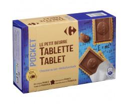 Petit Beurre Chocolat au Lait Pocket Carrefour