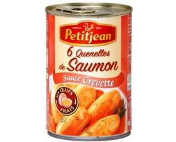 Quenelles de Saumon et Sauce Océane Petit Jean