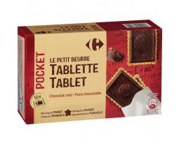 Petit Beurre Chocolat Noir Pocket Carrefour