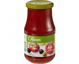 Sauce aux Olives Grand Jury