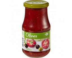 Sauce aux Olives Carrefour