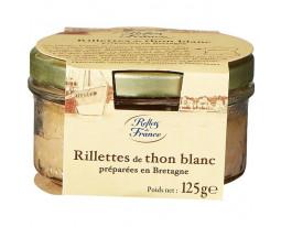 Rillettes de Thon Blanc Germon Reflets de France