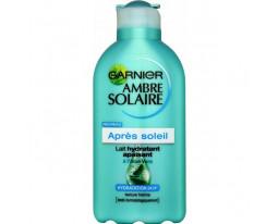 Lait Hydratant Apaisant Après-Soleil Ambre Solaire Garnier