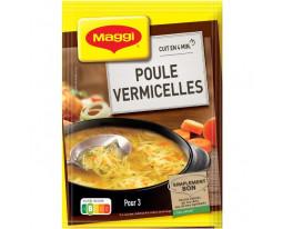 Soupe de Poule aux Vermicelles Déshydratée Maggi