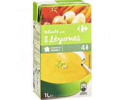 Velouté de 8 Légumes Carrefour