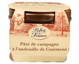 Pâté de Campagne à l'Andouille de Guémené Reflets de France