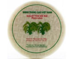 Feuilles de Riz 22cm Banh Trang