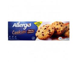 Cookies Pépites Chocolat Sans Gluten Allergo